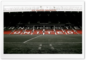 Manchester United Stadium HD Wide Wallpaper for Widescreen
