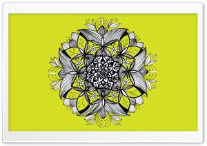 Mandala Armenia HD Wide Wallpaper for Widescreen