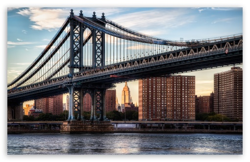 Manhattan Bridge HD wallpaper for Wide 16:10 5:3 Widescreen WHXGA WQXGA WUXGA WXGA WGA ; HD 16:9 High Definition WQHD QWXGA 1080p 900p 720p QHD nHD ; UHD 16:9 WQHD QWXGA 1080p 900p 720p QHD nHD ; Standard 4:3 5:4 3:2 Fullscreen UXGA XGA SVGA QSXGA SXGA DVGA HVGA HQVGA devices ( Apple PowerBook G4 iPhone 4 3G 3GS iPod Touch ) ; Smartphone 5:3 WGA ; Tablet 1:1 ; iPad 1/2/Mini ; Mobile 4:3 5:3 3:2 16:9 5:4 - UXGA XGA SVGA WGA DVGA HVGA HQVGA devices ( Apple PowerBook G4 iPhone 4 3G 3GS iPod Touch ) WQHD QWXGA 1080p 900p 720p QHD nHD QSXGA SXGA ;