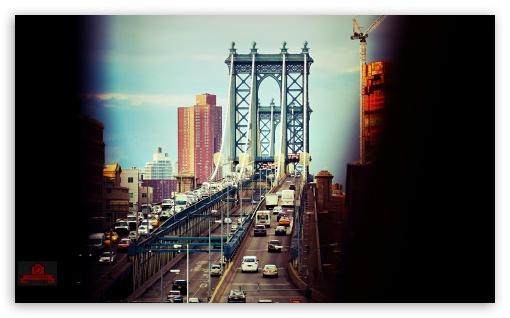 Manhattan Bridge ❤ 4K UHD Wallpaper for Wide 5:3 Widescreen WGA ; 4K UHD 16:9 Ultra High Definition 2160p 1440p 1080p 900p 720p ; UHD 16:9 2160p 1440p 1080p 900p 720p ; Mobile 5:3 16:9 - WGA 2160p 1440p 1080p 900p 720p ;