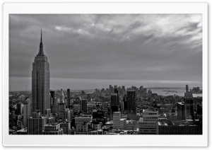 Manhattan, New York City HD Wide Wallpaper for Widescreen