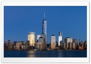Manhattan, New York City, United States HD Wide Wallpaper for Widescreen