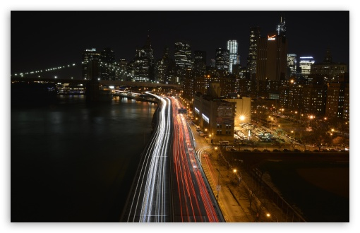 Manhattan Traffic At Night HD wallpaper for Wide 16:10 5:3 Widescreen WHXGA WQXGA WUXGA WXGA WGA ; HD 16:9 High Definition WQHD QWXGA 1080p 900p 720p QHD nHD ; UHD 16:9 WQHD QWXGA 1080p 900p 720p QHD nHD ; Standard 4:3 5:4 3:2 Fullscreen UXGA XGA SVGA QSXGA SXGA DVGA HVGA HQVGA devices ( Apple PowerBook G4 iPhone 4 3G 3GS iPod Touch ) ; Tablet 1:1 ; iPad 1/2/Mini ; Mobile 4:3 5:3 3:2 16:9 5:4 - UXGA XGA SVGA WGA DVGA HVGA HQVGA devices ( Apple PowerBook G4 iPhone 4 3G 3GS iPod Touch ) WQHD QWXGA 1080p 900p 720p QHD nHD QSXGA SXGA ;