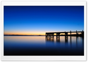 Maraetai Before Sunrise Ultra HD Wallpaper for 4K UHD Widescreen desktop, tablet & smartphone