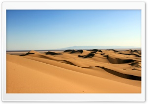 Marajab Desert, Iran HD Wide Wallpaper for Widescreen