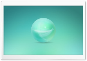 Marble Ball HD Wide Wallpaper for Widescreen