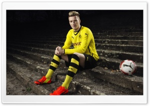 Marco Reus HD Wide Wallpaper for Widescreen