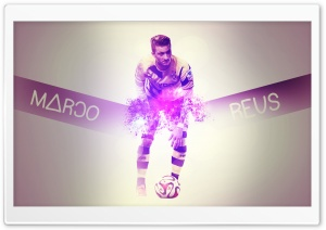 Marco Reus HD Dortmund HD Wide Wallpaper for Widescreen