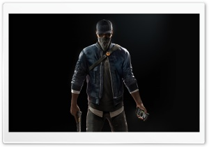 Marcus, Watch Dogs 2 HD Wide Wallpaper for Widescreen
