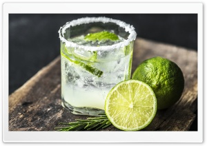 Margarita cocktail Ultra HD Wallpaper for 4K UHD Widescreen desktop, tablet & smartphone