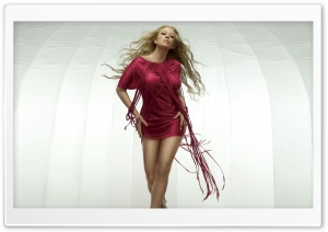 Mariah Carey HD Wide Wallpaper for Widescreen