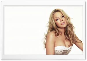 Mariah Carey HD Wide Wallpaper for 4K UHD Widescreen desktop & smartphone