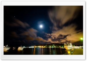 Marina HD Wide Wallpaper for Widescreen