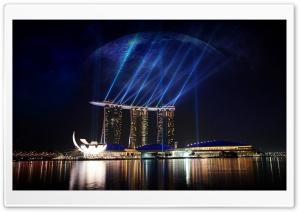 Marina Bay Sands Singapore Ultra HD Wallpaper for 4K UHD Widescreen desktop, tablet & smartphone