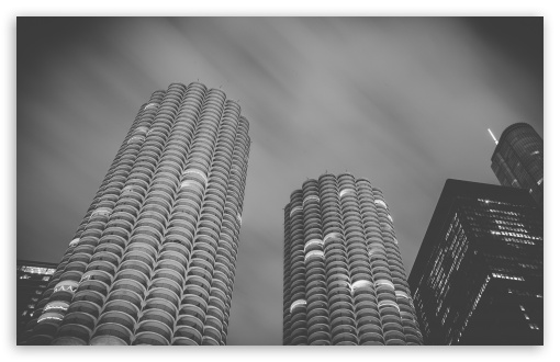 Marina Towers, Chicago, Black and White ❤ 4K UHD Wallpaper for Wide 16:10 5:3 Widescreen WHXGA WQXGA WUXGA WXGA WGA ; UltraWide 21:9 24:10 ; 4K UHD 16:9 Ultra High Definition 2160p 1440p 1080p 900p 720p ; UHD 16:9 2160p 1440p 1080p 900p 720p ; Standard 4:3 5:4 3:2 Fullscreen UXGA XGA SVGA QSXGA SXGA DVGA HVGA HQVGA ( Apple PowerBook G4 iPhone 4 3G 3GS iPod Touch ) ; Smartphone 16:9 3:2 5:3 2160p 1440p 1080p 900p 720p DVGA HVGA HQVGA ( Apple PowerBook G4 iPhone 4 3G 3GS iPod Touch ) WGA ; Tablet 1:1 ; iPad 1/2/Mini ; Mobile 4:3 5:3 3:2 16:9 5:4 - UXGA XGA SVGA WGA DVGA HVGA HQVGA ( Apple PowerBook G4 iPhone 4 3G 3GS iPod Touch ) 2160p 1440p 1080p 900p 720p QSXGA SXGA ;