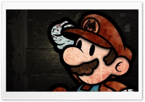 Mario HD Wide Wallpaper for Widescreen
