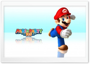 Mario Lost Worlds HD Wide Wallpaper for 4K UHD Widescreen desktop & smartphone
