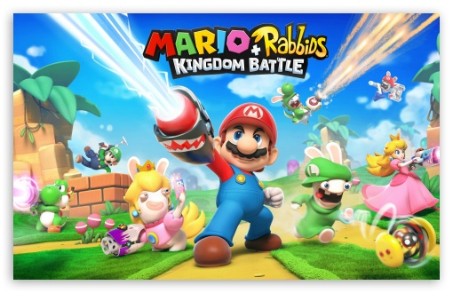 Mario  Rabbids Kingdom Battle 2017 game UltraHD Wallpaper for Wide 16:10 5:3 Widescreen WHXGA WQXGA WUXGA WXGA WGA ; UltraWide 21:9 24:10 ; 8K UHD TV 16:9 Ultra High Definition 2160p 1440p 1080p 900p 720p ; UHD 16:9 2160p 1440p 1080p 900p 720p ; Standard 4:3 3:2 Fullscreen UXGA XGA SVGA DVGA HVGA HQVGA ( Apple PowerBook G4 iPhone 4 3G 3GS iPod Touch ) ; Tablet 1:1 ; iPad 1/2/Mini ; Mobile 4:3 5:3 3:2 16:9 - UXGA XGA SVGA WGA DVGA HVGA HQVGA ( Apple PowerBook G4 iPhone 4 3G 3GS iPod Touch ) 2160p 1440p 1080p 900p 720p ;
