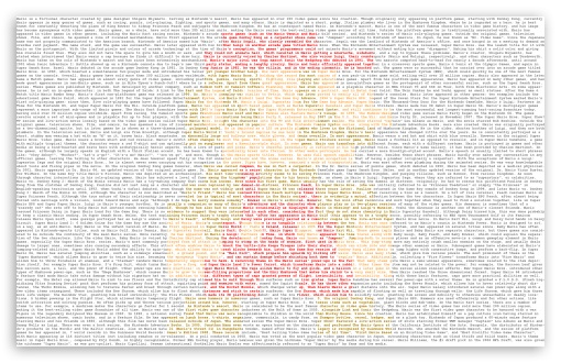 Mario Typography HD wallpaper for Wide 16:10 5:3 Widescreen WHXGA WQXGA WUXGA WXGA WGA ; Standard 4:3 5:4 3:2 Fullscreen UXGA XGA SVGA QSXGA SXGA DVGA HVGA HQVGA devices ( Apple PowerBook G4 iPhone 4 3G 3GS iPod Touch ) ; Tablet 1:1 ; iPad 1/2/Mini ; Mobile 4:3 5:3 3:2 5:4 - UXGA XGA SVGA WGA DVGA HVGA HQVGA devices ( Apple PowerBook G4 iPhone 4 3G 3GS iPod Touch ) QSXGA SXGA ;