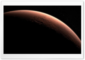 Mars HD Wide Wallpaper for Widescreen