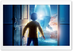 Mars Needs Moms 2011 Movie HD Wide Wallpaper for Widescreen