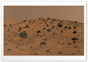 Mars Surface HD Wide Wallpaper for Widescreen