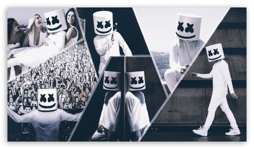 Download Marshmello Hd Wallpaper