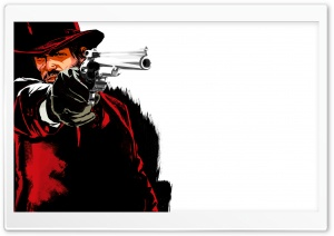 Marston   Red Dead Redemption HD Wide Wallpaper for Widescreen