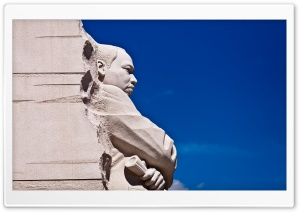 Martin Luther King, Jr. Memorial HD Wide Wallpaper for 4K UHD Widescreen desktop & smartphone