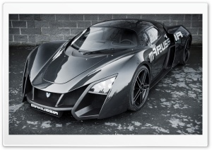 Marussia B2 HD Wide Wallpaper for Widescreen