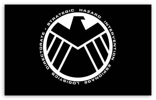 Marvel The Avengers Shield Logo Ultra Hd Desktop