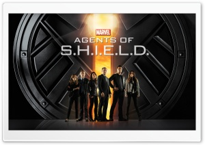 Marvel Agents of S.H.I.E.L.D. HD Wide Wallpaper for Widescreen