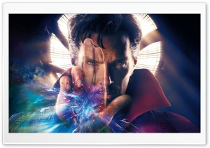 Marvel Doctor Strange HD Wide Wallpaper for 4K UHD Widescreen desktop & smartphone