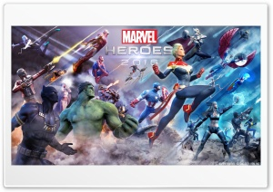 Marvel Heroes 2016 HD Wide Wallpaper for 4K UHD Widescreen desktop & smartphone