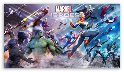 Marvel Heroes 2016 ❤ 4K UHD Wallpaper for 4K UHD 16:9 Ultra High Definition 2160p 1440p 1080p 900p 720p ; Mobile 16:9 - 2160p 1440p 1080p 900p 720p ;