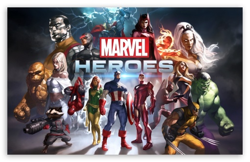Marvel Heroes Game 2014 ❤ 4K UHD Wallpaper for Wide 16:10 5:3 Widescreen WHXGA WQXGA WUXGA WXGA WGA ; 4K UHD 16:9 Ultra High Definition 2160p 1440p 1080p 900p 720p ; Standard 3:2 Fullscreen DVGA HVGA HQVGA ( Apple PowerBook G4 iPhone 4 3G 3GS iPod Touch ) ; Mobile 5:3 3:2 16:9 - WGA DVGA HVGA HQVGA ( Apple PowerBook G4 iPhone 4 3G 3GS iPod Touch ) 2160p 1440p 1080p 900p 720p ;
