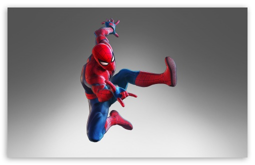Download Marvel Ultimate Alliance 3 SpiderMan HD Wallpaper