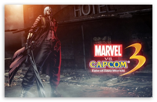 Marvel vs Capcom 3 - Dante HD wallpaper for Wide 16:10 5:3 Widescreen WHXGA WQXGA WUXGA WXGA WGA ; HD 16:9 High Definition WQHD QWXGA 1080p 900p 720p QHD nHD ; Mobile 5:3 16:9 - WGA WQHD QWXGA 1080p 900p 720p QHD nHD ;