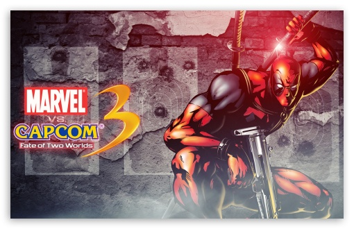 Marvel vs Capcom 3 - Deadpool ❤ 4K UHD Wallpaper for Wide 16:10 5:3 Widescreen WHXGA WQXGA WUXGA WXGA WGA ; 4K UHD 16:9 Ultra High Definition 2160p 1440p 1080p 900p 720p ; Standard 3:2 Fullscreen DVGA HVGA HQVGA ( Apple PowerBook G4 iPhone 4 3G 3GS iPod Touch ) ; Mobile 5:3 3:2 16:9 - WGA DVGA HVGA HQVGA ( Apple PowerBook G4 iPhone 4 3G 3GS iPod Touch ) 2160p 1440p 1080p 900p 720p ;