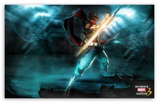 Marvel vs Capcom 3 - Strider Hiryu HD wallpaper for Wide 16:10 5:3 Widescreen WHXGA WQXGA WUXGA WXGA WGA ; HD 16:9 High Definition WQHD QWXGA 1080p 900p 720p QHD nHD ; Standard 4:3 5:4 3:2 Fullscreen UXGA XGA SVGA QSXGA SXGA DVGA HVGA HQVGA devices ( Apple PowerBook G4 iPhone 4 3G 3GS iPod Touch ) ; Tablet 1:1 ; iPad 1/2/Mini ; Mobile 4:3 5:3 3:2 16:9 5:4 - UXGA XGA SVGA WGA DVGA HVGA HQVGA devices ( Apple PowerBook G4 iPhone 4 3G 3GS iPod Touch ) WQHD QWXGA 1080p 900p 720p QHD nHD QSXGA SXGA ;