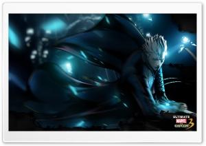 Marvel vs Capcom 3 - Vergil HD Wide Wallpaper for 4K UHD Widescreen desktop & smartphone