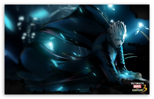 Marvel vs Capcom 3 - Vergil HD wallpaper for Wide 16:10 5:3 Widescreen WHXGA WQXGA WUXGA WXGA WGA ; HD 16:9 High Definition WQHD QWXGA 1080p 900p 720p QHD nHD ; Standard 3:2 Fullscreen DVGA HVGA HQVGA devices ( Apple PowerBook G4 iPhone 4 3G 3GS iPod Touch ) ; Mobile 5:3 3:2 16:9 - WGA DVGA HVGA HQVGA devices ( Apple PowerBook G4 iPhone 4 3G 3GS iPod Touch ) WQHD QWXGA 1080p 900p 720p QHD nHD ;