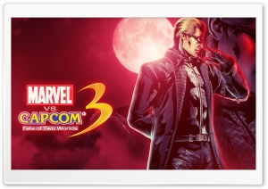 Marvel vs Capcom 3 - Wesker HD Wide Wallpaper for Widescreen