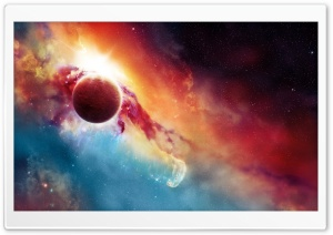 Marvelous Universe HD Wide Wallpaper for Widescreen