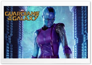 Marvels Guardians of the Galaxy Nebula HD Wide Wallpaper for Widescreen