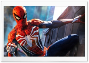Marvels Spiderman Ultra HD Wallpaper for 4K UHD Widescreen desktop, tablet & smartphone