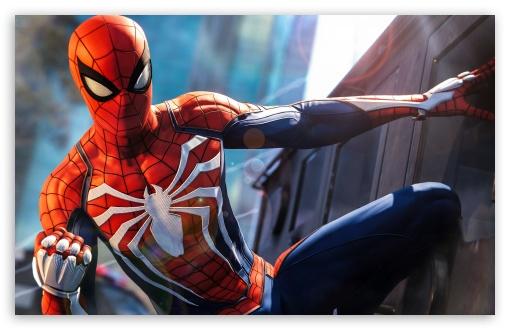 Marvel S Spiderman Insomniac 4k Wallpaper Ultra Hd Desktop