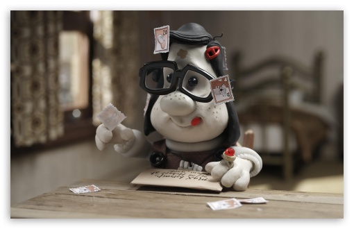 Mary And Max Cartoon HD wallpaper for Wide 16:10 5:3 Widescreen WHXGA WQXGA WUXGA WXGA WGA ; HD 16:9 High Definition WQHD QWXGA 1080p 900p 720p QHD nHD ; Standard 4:3 5:4 3:2 Fullscreen UXGA XGA SVGA QSXGA SXGA DVGA HVGA HQVGA devices ( Apple PowerBook G4 iPhone 4 3G 3GS iPod Touch ) ; Tablet 1:1 ; iPad 1/2/Mini ; Mobile 4:3 5:3 3:2 16:9 5:4 - UXGA XGA SVGA WGA DVGA HVGA HQVGA devices ( Apple PowerBook G4 iPhone 4 3G 3GS iPod Touch ) WQHD QWXGA 1080p 900p 720p QHD nHD QSXGA SXGA ;