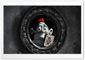 Mary And Max Mirror Reflection HD Wide Wallpaper for 4K UHD Widescreen desktop & smartphone
