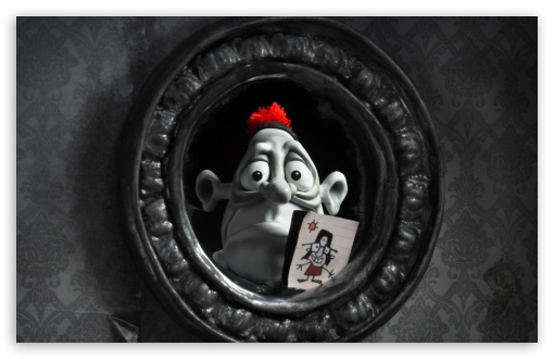 Mary And Max Mirror Reflection HD wallpaper for Wide 16:10 5:3 Widescreen WHXGA WQXGA WUXGA WXGA WGA ; HD 16:9 High Definition WQHD QWXGA 1080p 900p 720p QHD nHD ; Standard 4:3 5:4 3:2 Fullscreen UXGA XGA SVGA QSXGA SXGA DVGA HVGA HQVGA devices ( Apple PowerBook G4 iPhone 4 3G 3GS iPod Touch ) ; Tablet 1:1 ; iPad 1/2/Mini ; Mobile 4:3 5:3 3:2 5:4 - UXGA XGA SVGA WGA DVGA HVGA HQVGA devices ( Apple PowerBook G4 iPhone 4 3G 3GS iPod Touch ) QSXGA SXGA ;
